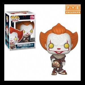 ❗️NEW❗️Pennywise with Beaver Hat